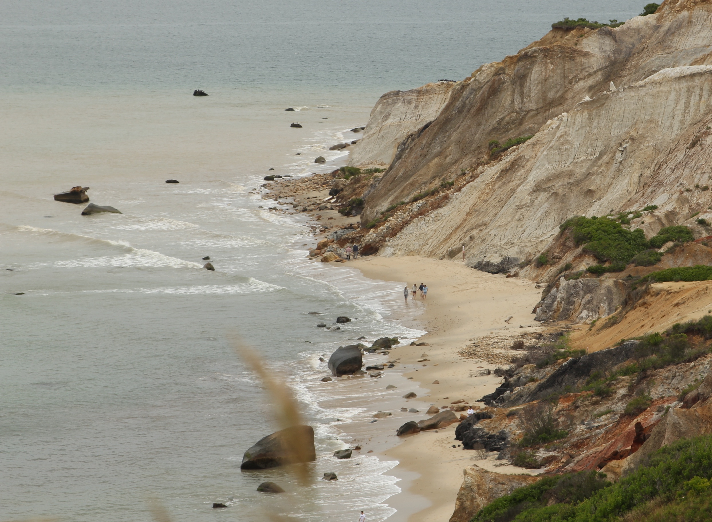 Aquinnah Cliff Martha's Vineyard