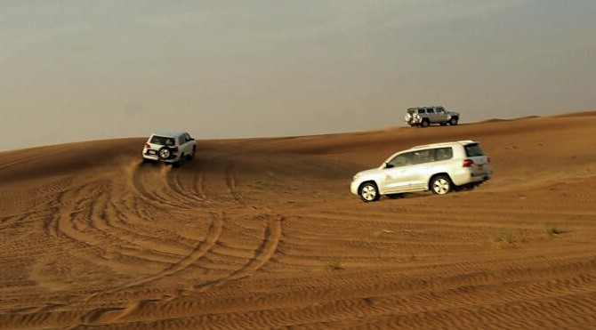 7 places to visit in UAE